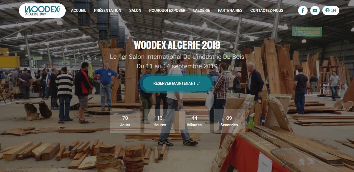 Woodex Algerie